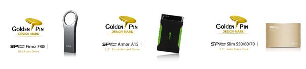 Silicon Power Golden Pin Award